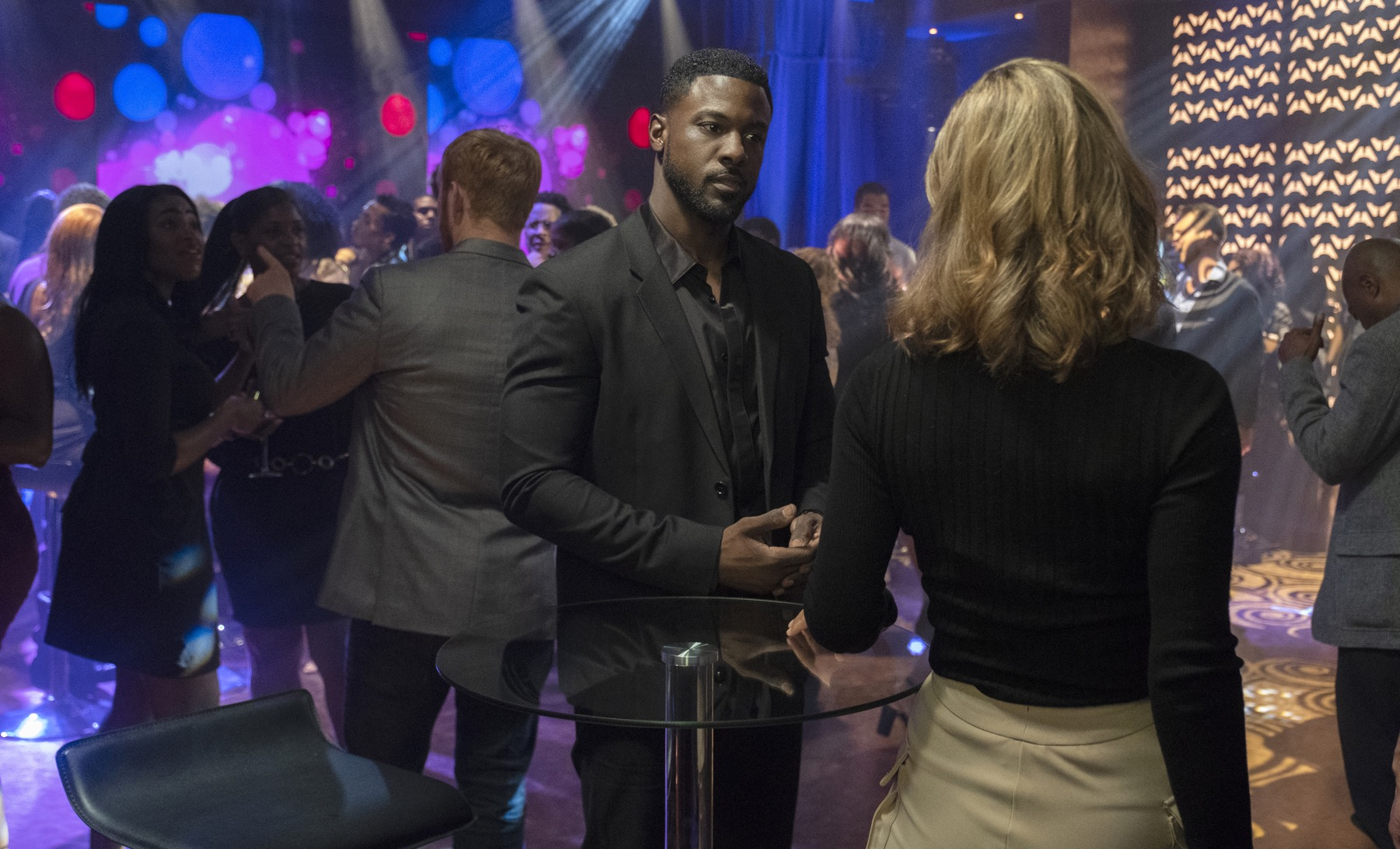 """STAR: Lance Gross in the """"Someday We'll All Be Free"""" episode of STAR airing Wednesday, Oct. 31 (9:00-10:00 PM ET/PT) on FOX. ©2018 Fox Broadcasting Co. CR: Wilford Harewood/FOX."""