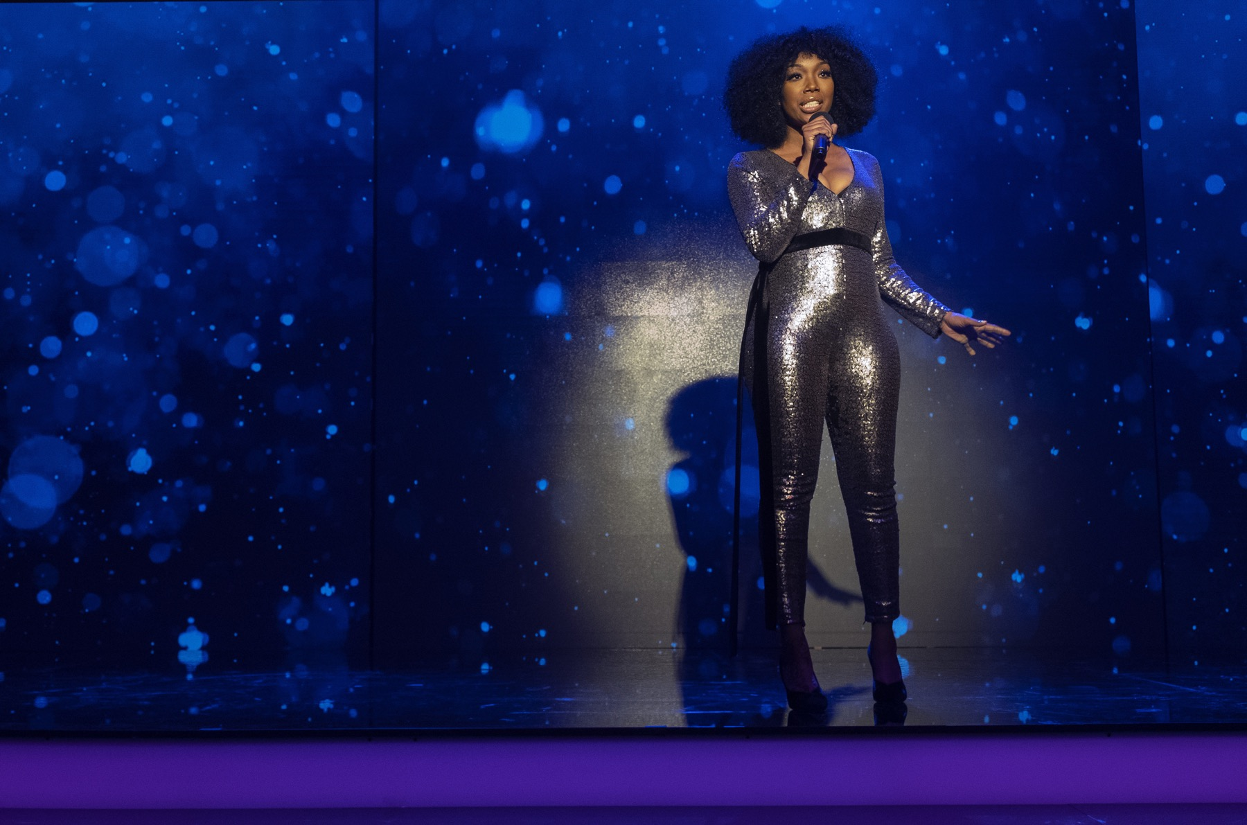 """STAR: Brandy Norwood in the """"A Family Affair"""" episode of STAR airing Wednesday, Oct. 10 (9:00-10:00 PM ET/PT) on FOX. ©2018 Fox Broadcasting Co. CR: Wilford Harewood/FOX"""