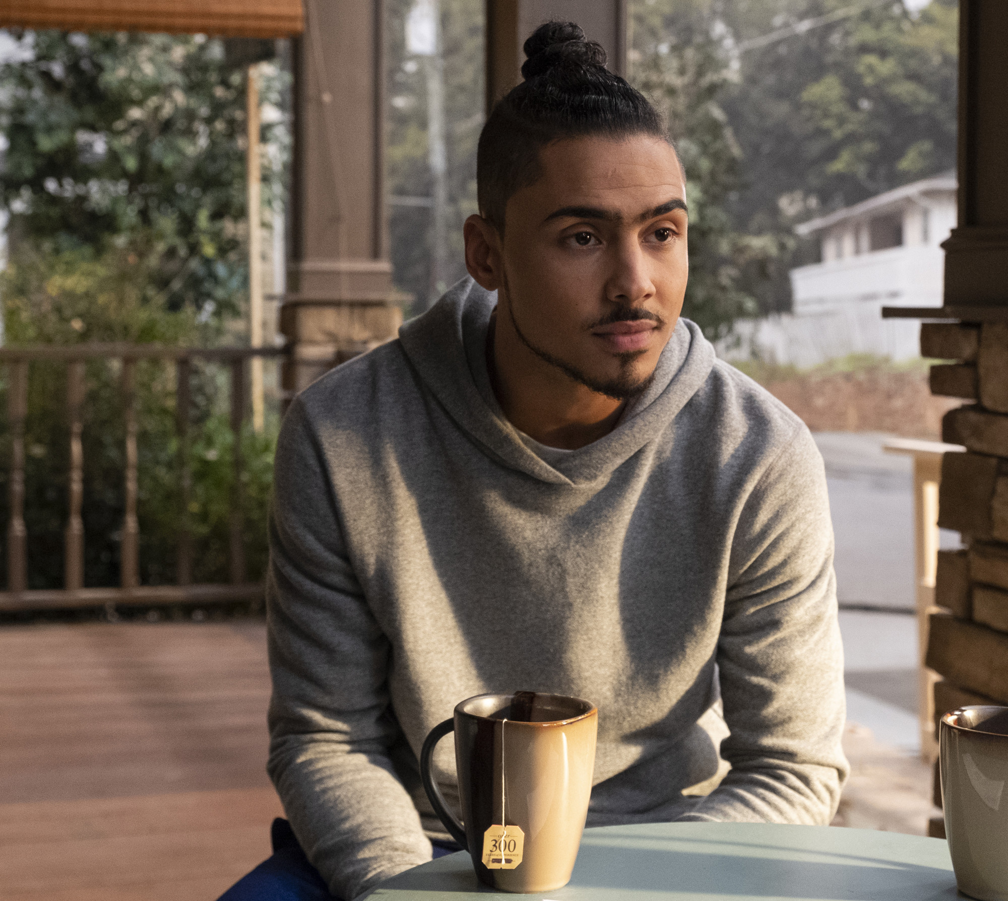 "STAR: Quincy Brown in the ""Toxic"" episode of STAR airing Wednesday, March 27 (9:00-10:00 PM ET/PT) on FOX. ©2019 Fox Broadcasting Co. CR: Wilford Harewood/FOX."