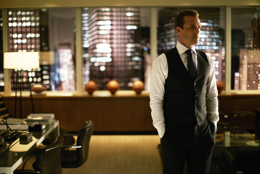 "SUITS -- ""God's Green Earth"""