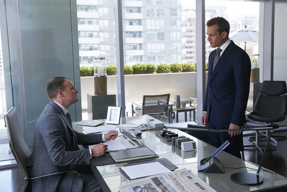 "SUITS -- ""Back on the Map"""
