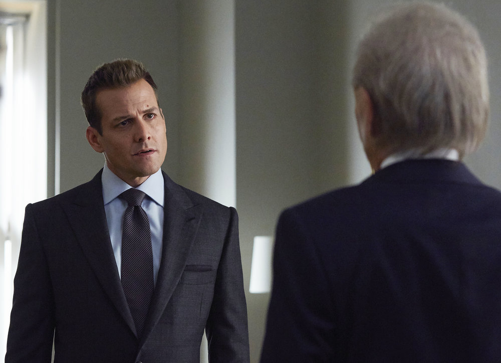 "SUITS -- ""Borrowed Time"""