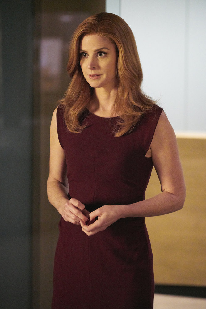 "SUITS -- ""Pulling the Goalie"" Episode 7.14"