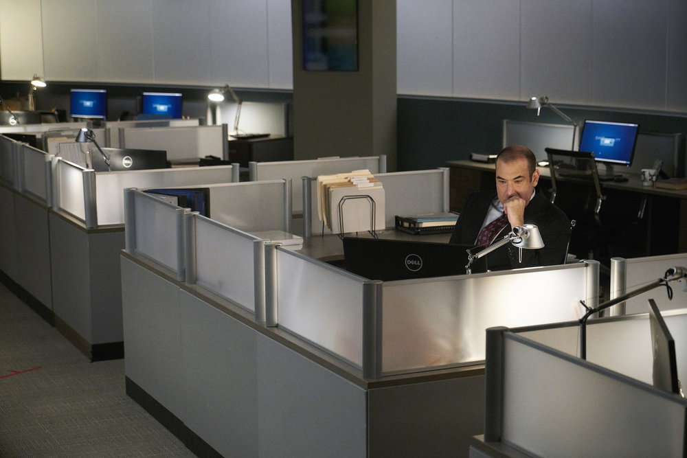 """SUITS -- """"Pulling the Goalie"""" Episode 7.14"""