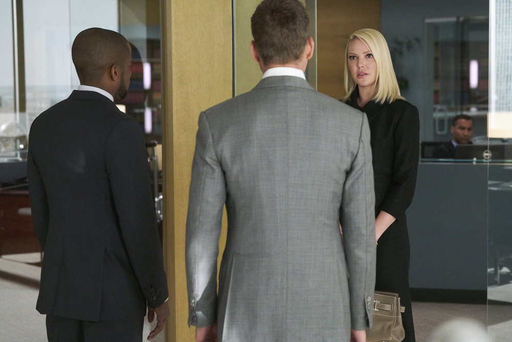 "SUITS -- ""Right-Hand Man"""