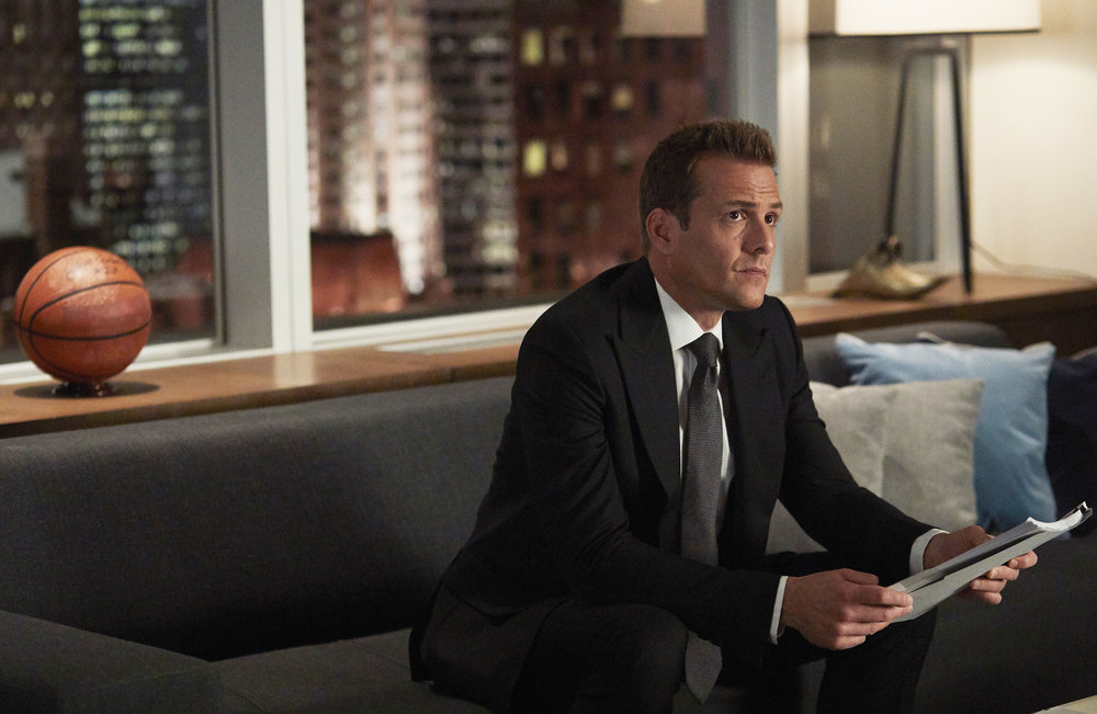 "SUITS -- ""Pecking Order"" Episode 8x02"