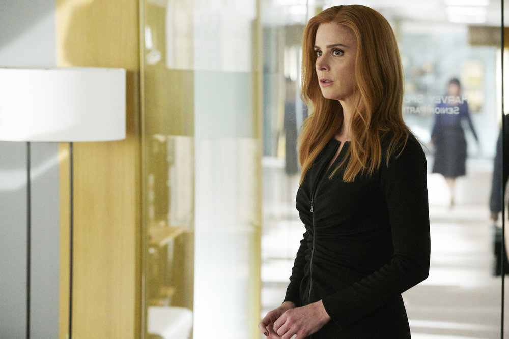 "SUITS -- ""Promises, Promises"" Episode 8x03"