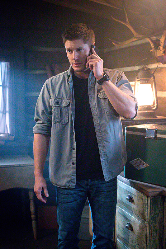 """Supernatural -- """"The Things They Carried"""""""