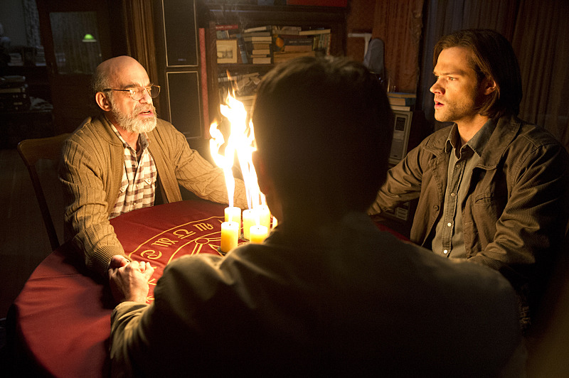 "Supernatural -- ""Inside Man"""