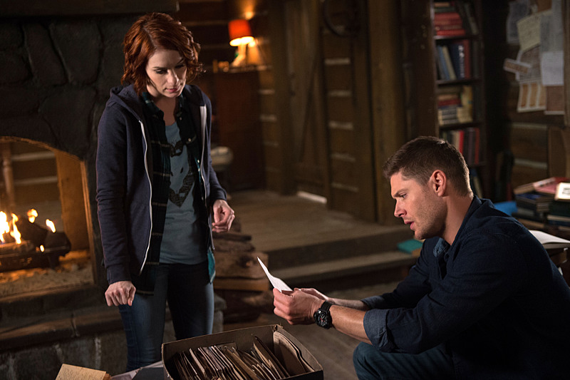 """Supernatural -- """"Book of the Damned"""""""