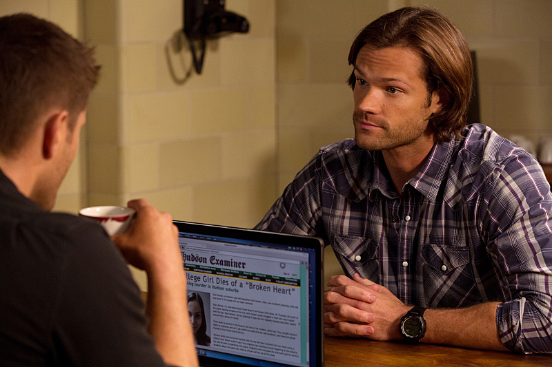 "SUPERNATURAL: ""Love Hurts"""