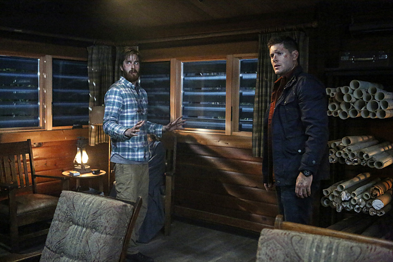 "SUPERNATURAL: ""Red Meat"""