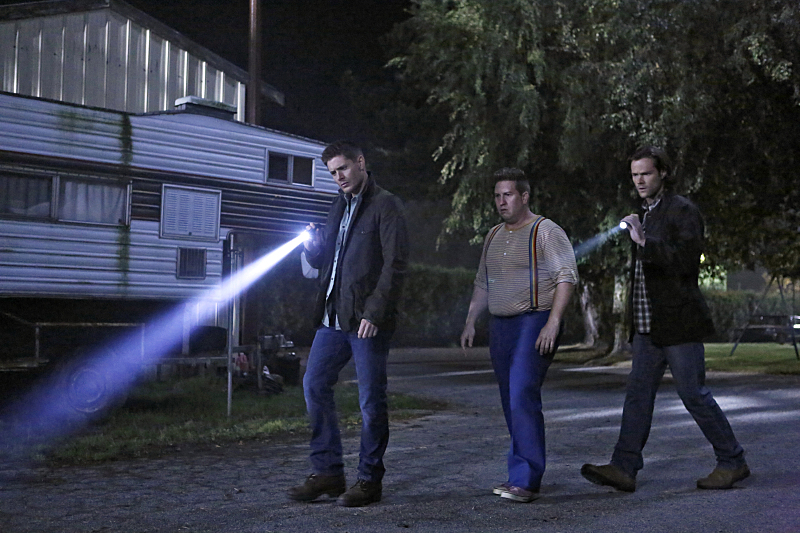 "SUPERNATURAL: ""Just My Imagination"""