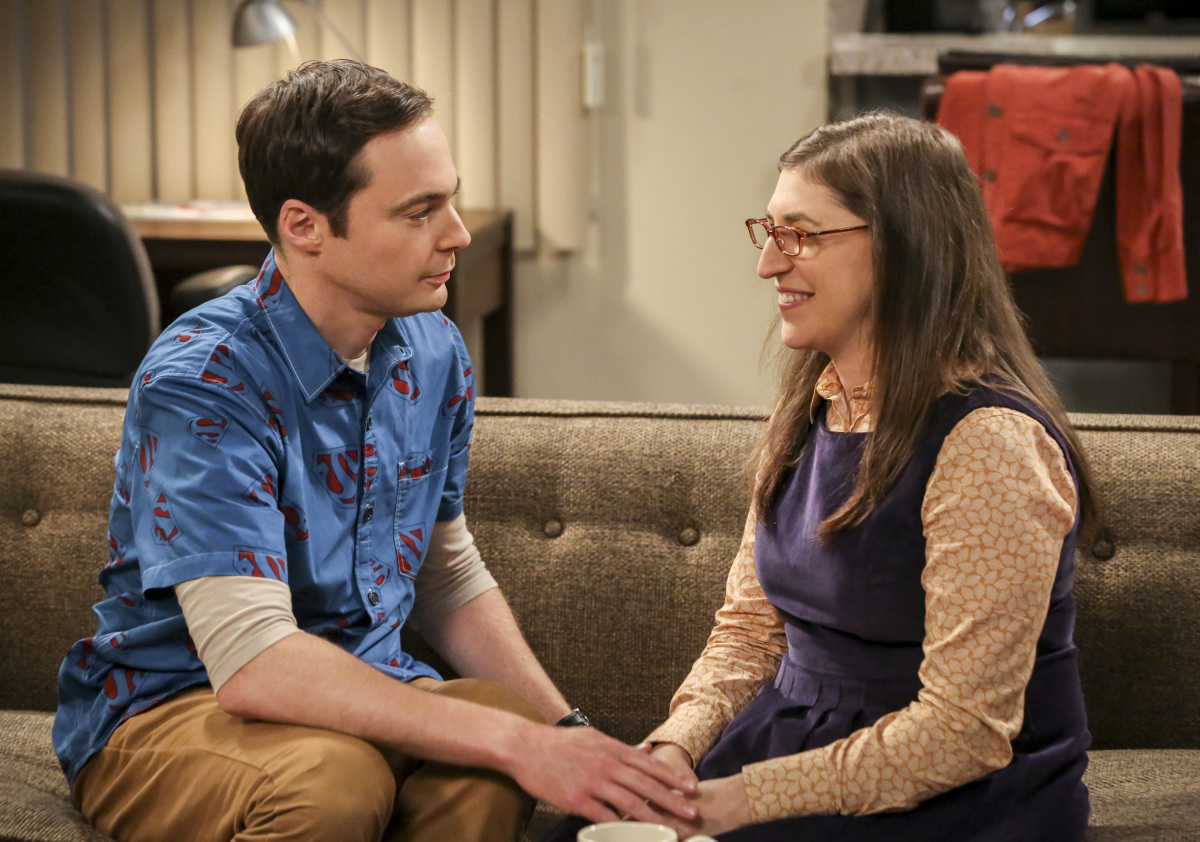 "THE BIG BANG THEORY ""The Proposal Proposal"""