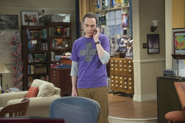"The Big Bang Theory | ""The Matrimonial Momentum"""