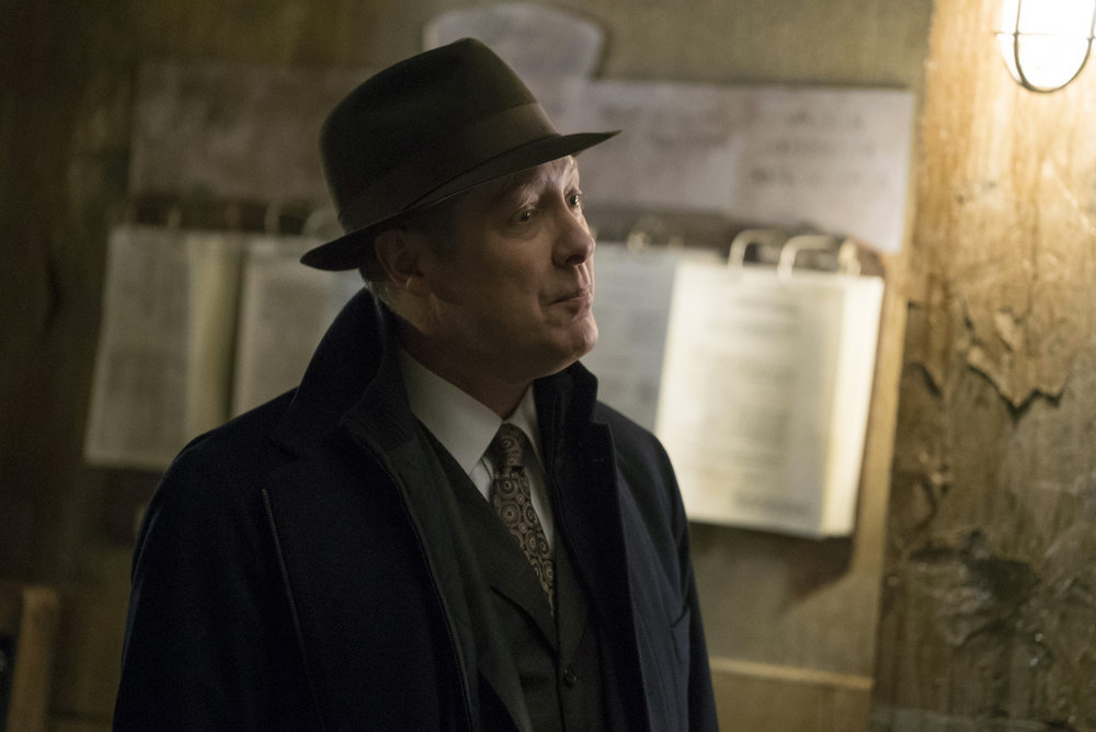 "THE BLACKLIST -- ""The Archivist"""