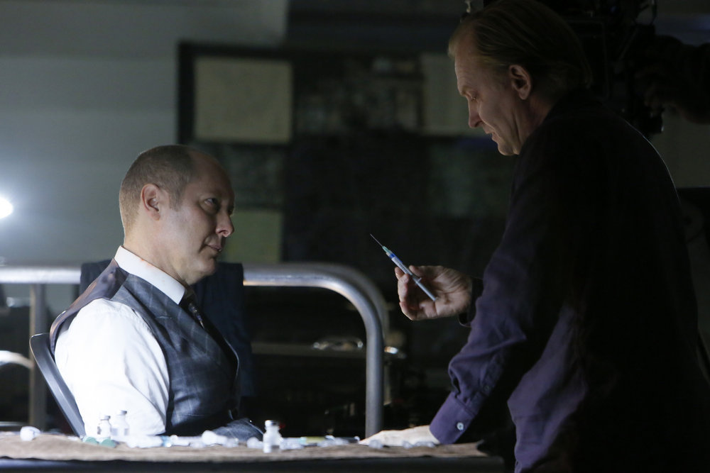 "THE BLACKLIST -- ""Dr. Adrian Shaw (#98): Conclusion"""