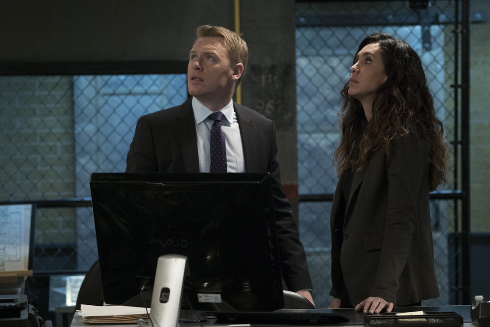 "THE BLACKLIST -- ""The Architect #107"""