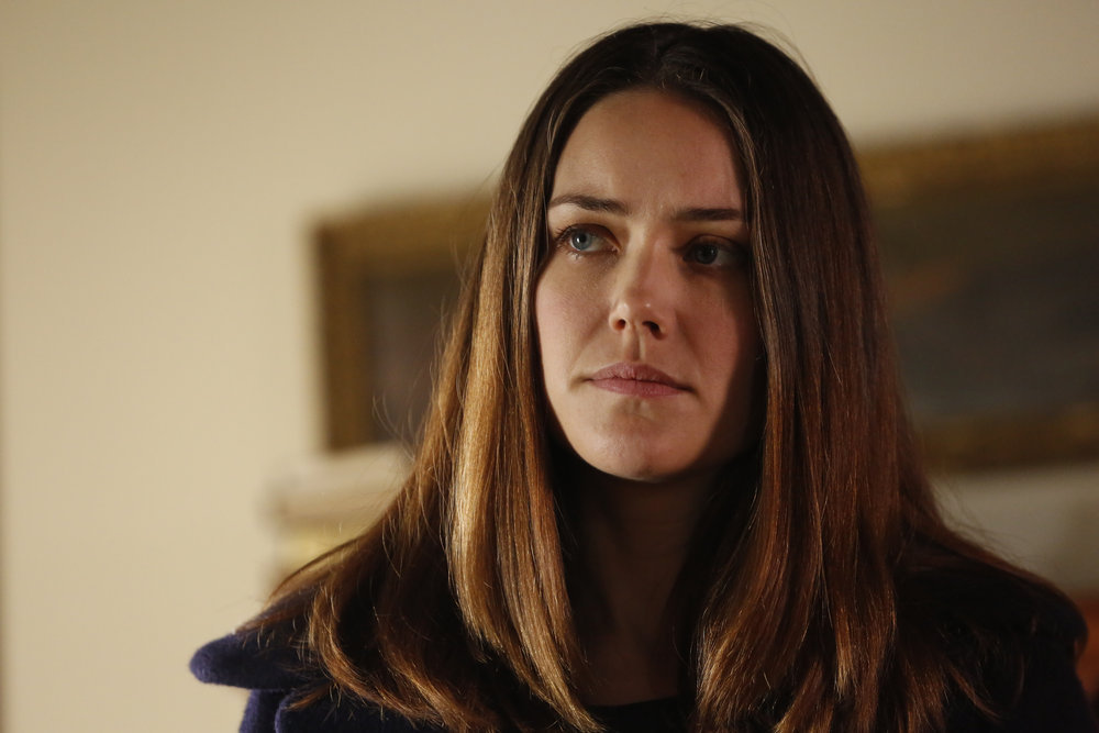 """THE BLACKLIST -- """"The Invisible Hand (#63)"""""""