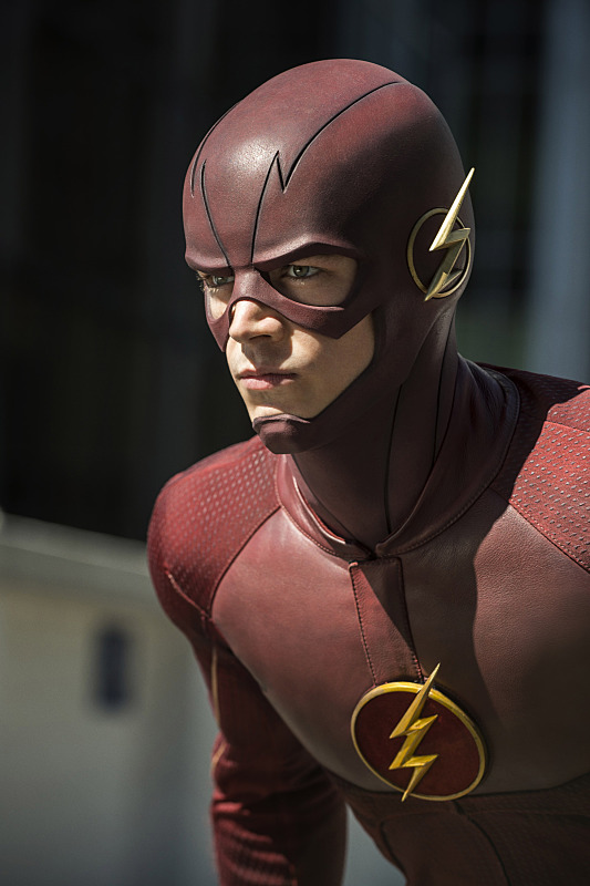 "The Flash --""The Man Who Saved Central City"""