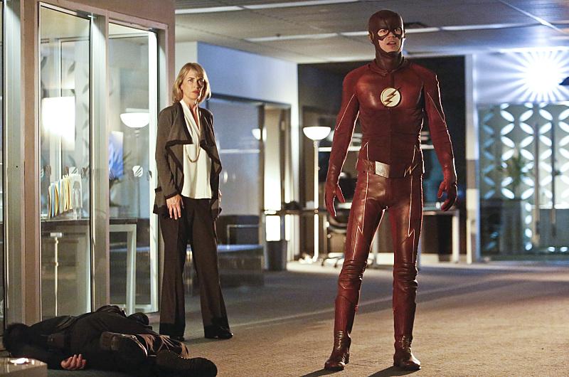 "THE FLASH: ""The Reverse Flash Returns"""