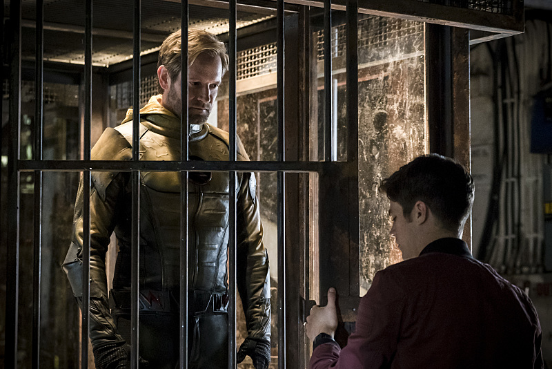 "THE FLASH: ""Flashpoint"""