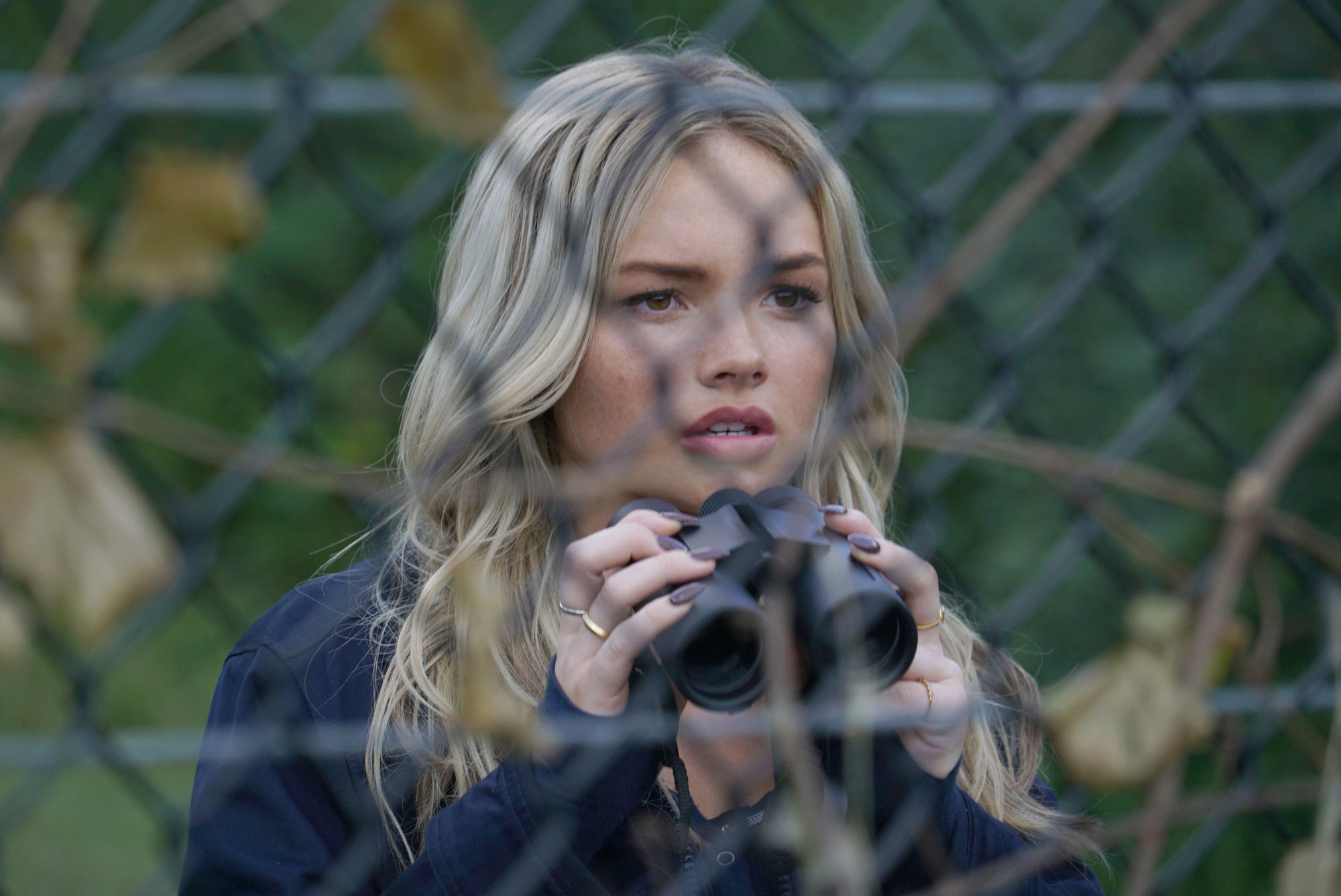"""THE GIFTED:  Natalie Alyn Lind in the """"eneMy of My eneMy"""" winter premiere  episode of THE GIFTED airing Tuesday, Jan. 1 (9:00-10:00 PM ET/PT) on FOX. ©2018 Fox Broadcasting Co. Cr: Annette Brown/FOX."""