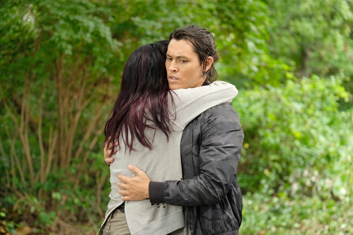"""THE GIFTED Episode 1.03 """"eXodus"""""""