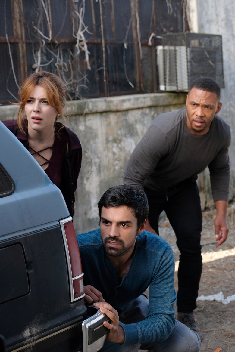 """THE GIFTED Episode 1.05 """"eXit Strategy"""""""