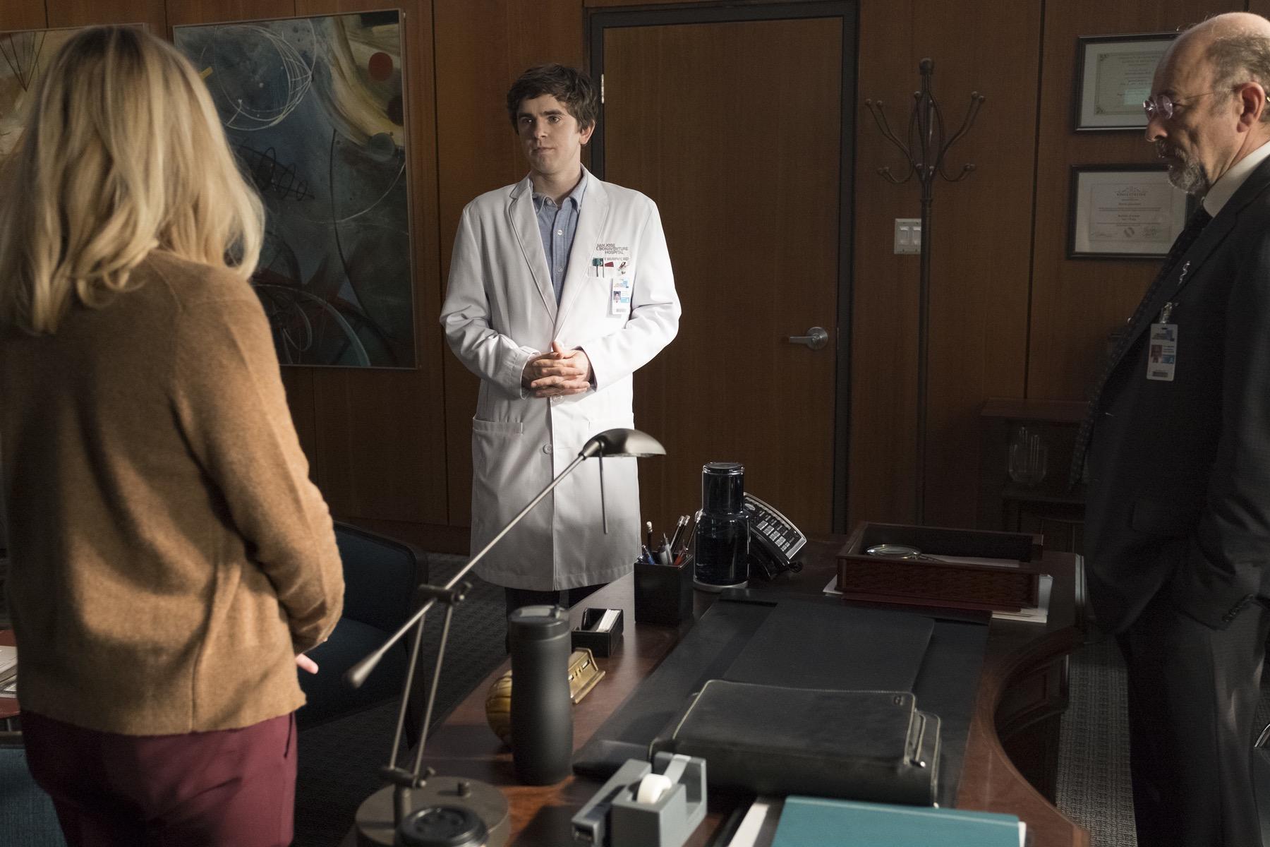 """THE GOOD DOCTOR - """"Sacrifice"""""""