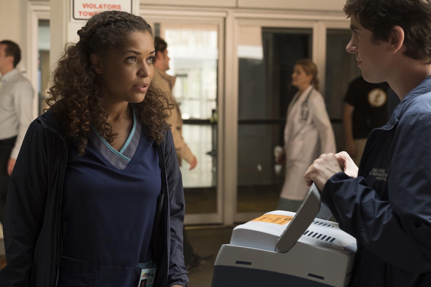 """THE GOOD DOCTOR Episode 1.03 """"Oliver"""""""