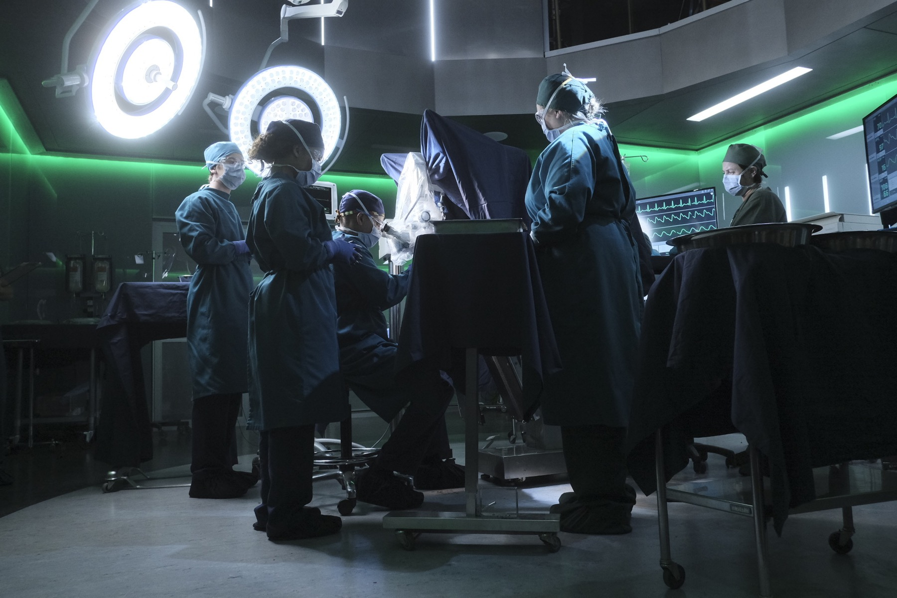 """THE GOOD DOCTOR Episode 1.04 """"Pipes"""""""