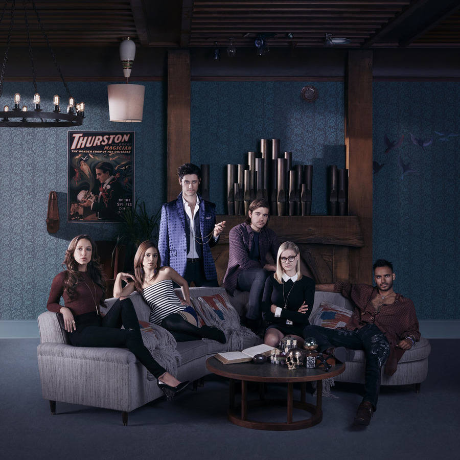 THE MAGICIANS -- Season One