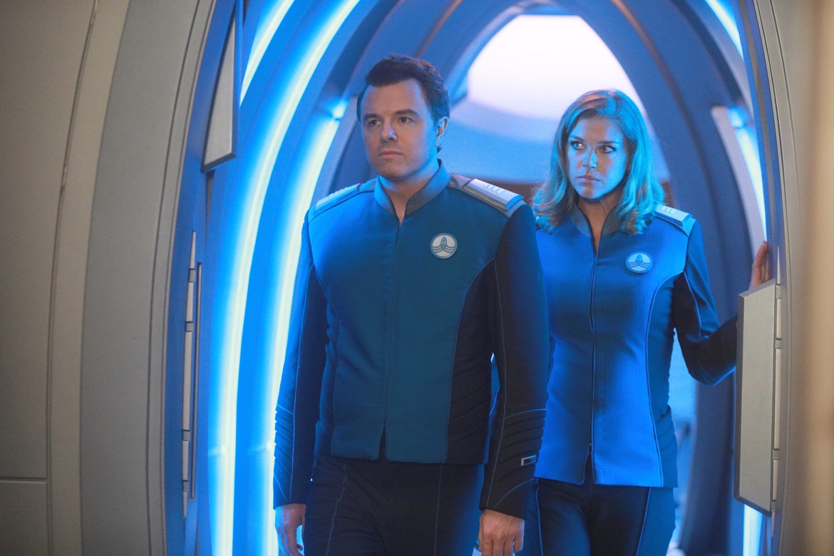 """THE ORVILLE: """"Command Performance"""""""