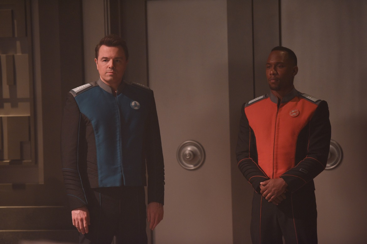 """THE ORVILLE: """"About a Girl"""""""