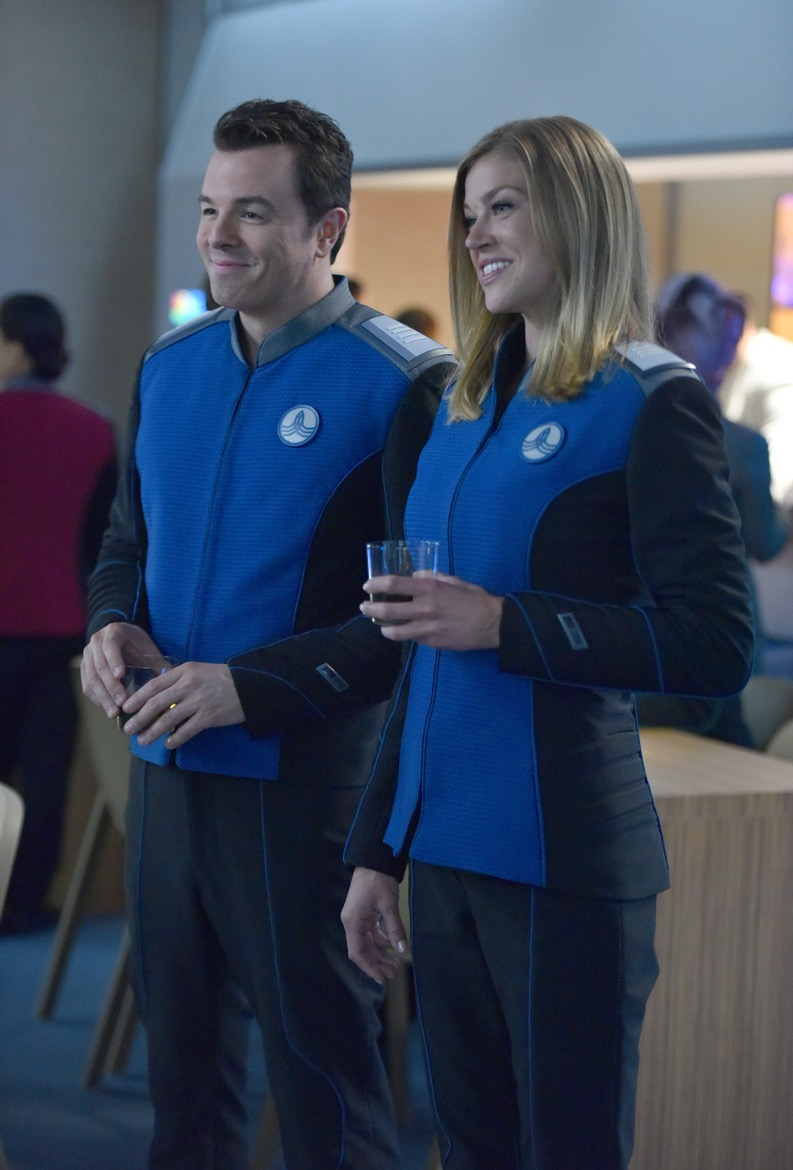 "THE ORVILLE ""New Dimensions"""