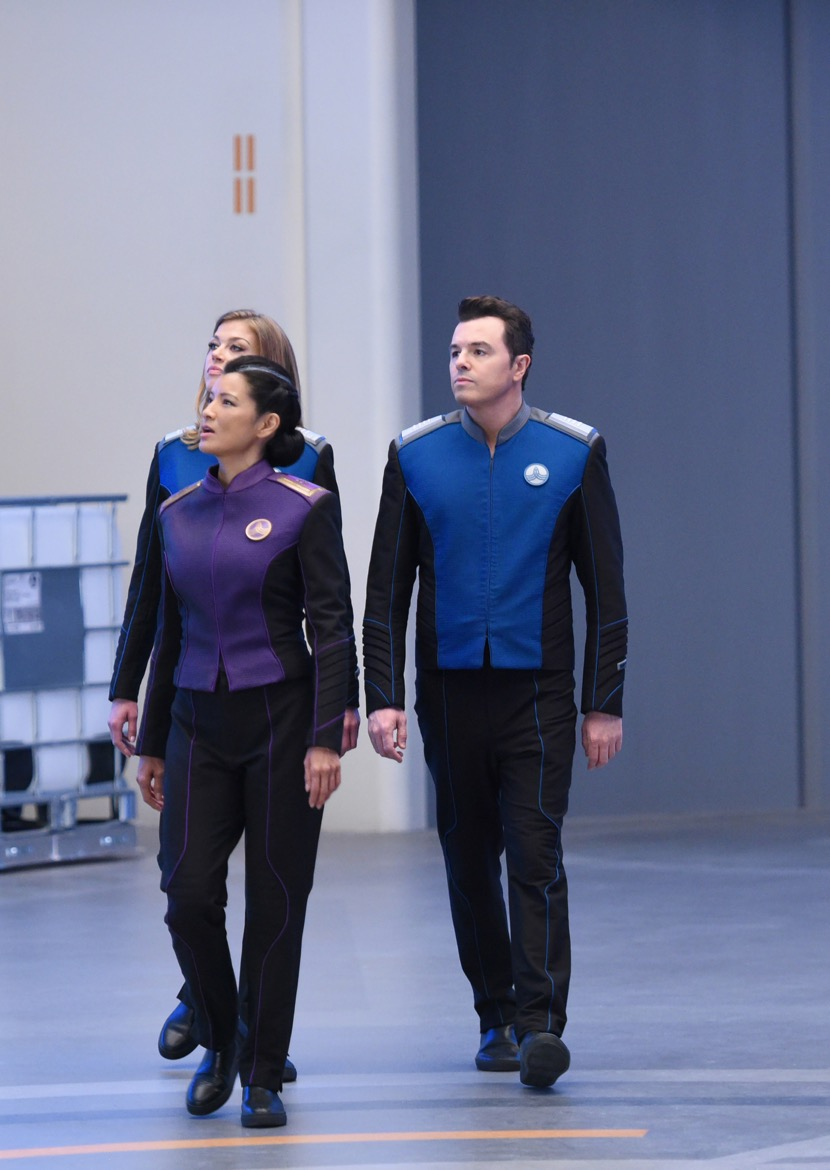 "THE ORVILLE: Episode 1.06 ""Krill"""