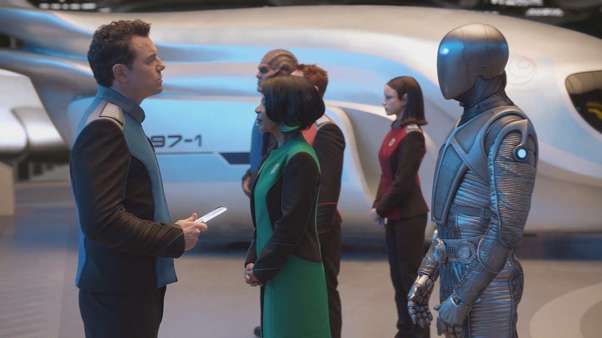"""THE ORVILLE: """"Old Wounds"""""""