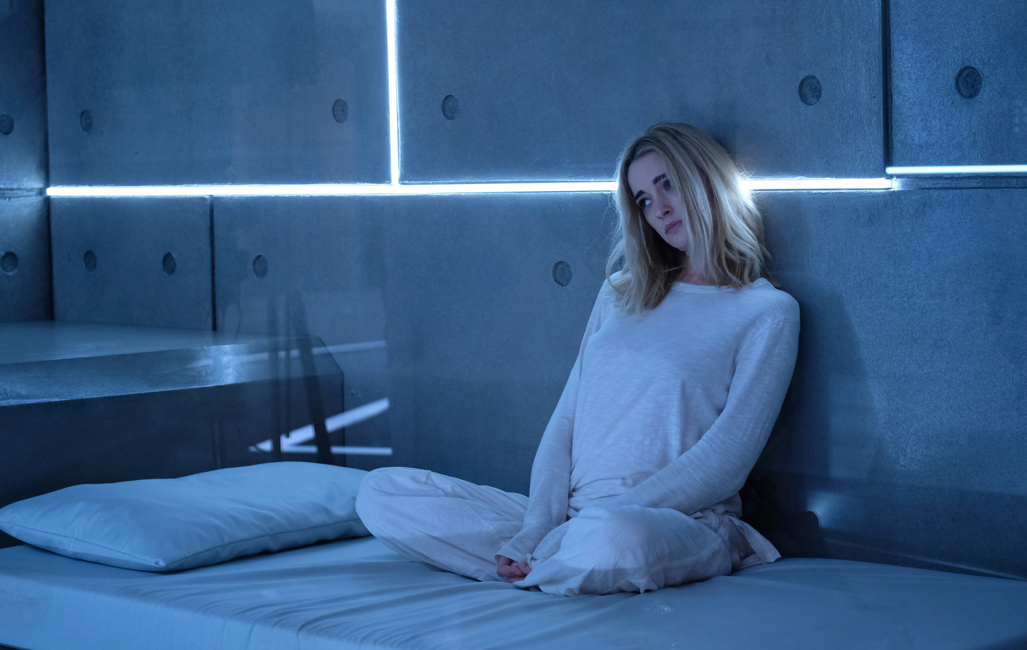 THE PASSAGE: Brianne Howey in THE PASSAGE  premiering Monday, Jan. 14 (9:00-10:00 PM ET/PT) on FOX. © 2019 FOX Broadcasting.  CR: Eliza Morse / FOX
