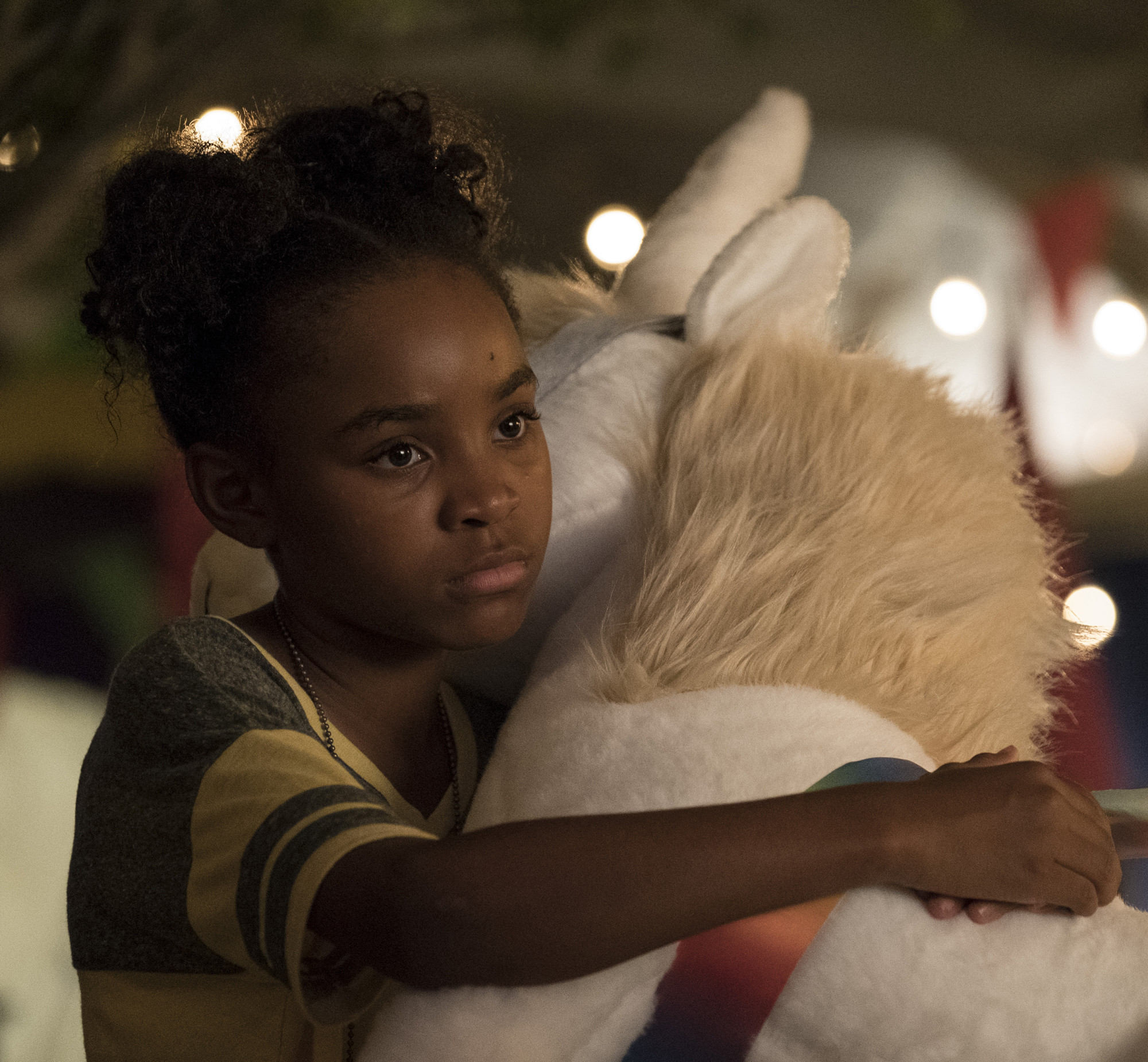THE PASSAGE: Saniyya Sidney THE PASSAGE  premiering Monday, Jan. 14 (9:00-10:00 PM ET/PT) on FOX. © 2019 FOX Broadcasting.  CR: Eliza Morse / FOX