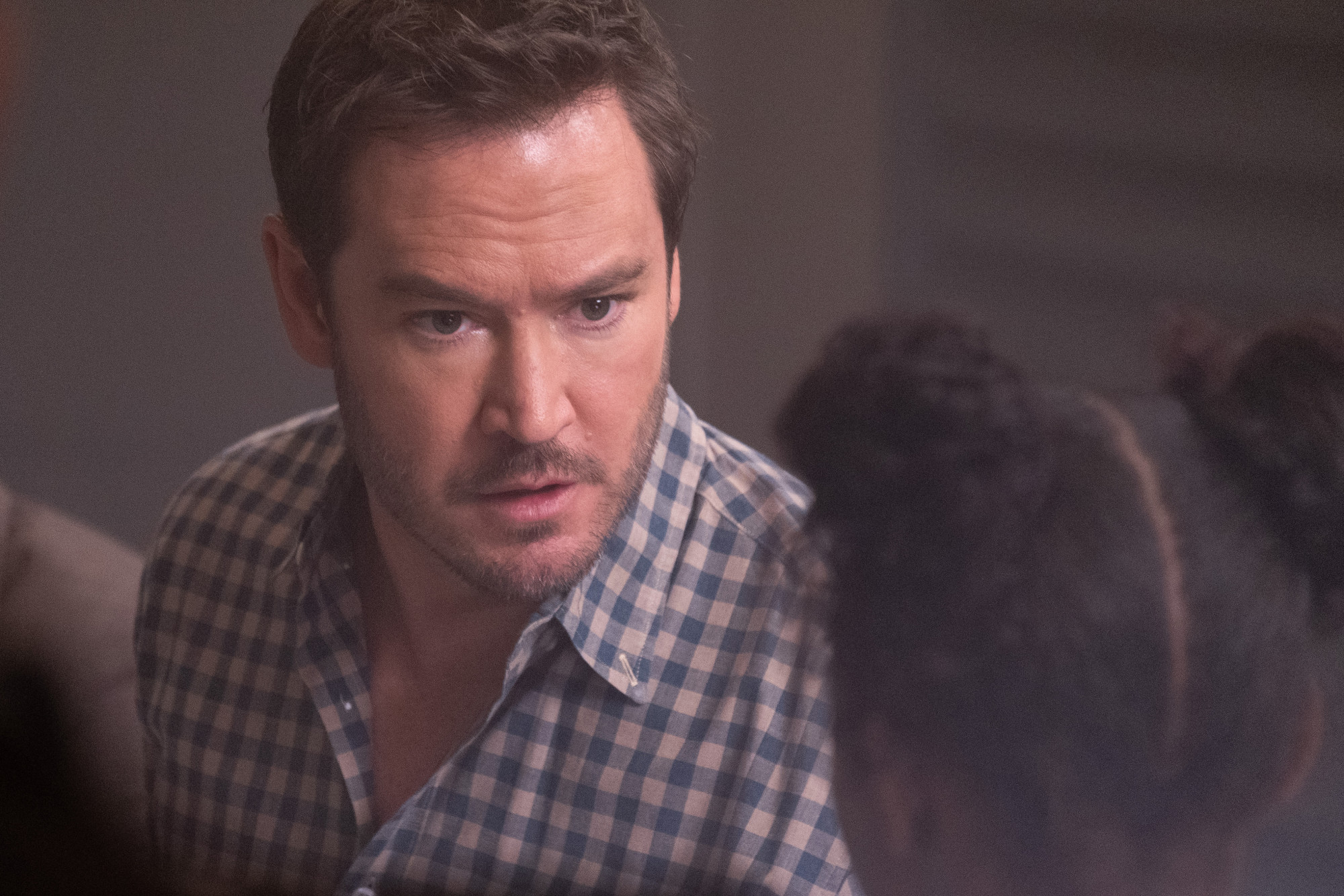 """THE PASSAGE: L-R: Mark Paul-Gosselaar and Saniyya Sidney in the special two-hour """"Stay in the Light / Last Lesson"""" season finale episode of THE PASSAGE airing Monday March 11 (8:00-10:00 PM ET/PT) on FOX.. © 2019 FOX Broadcasting. CR: Erika Doss / FOX."""