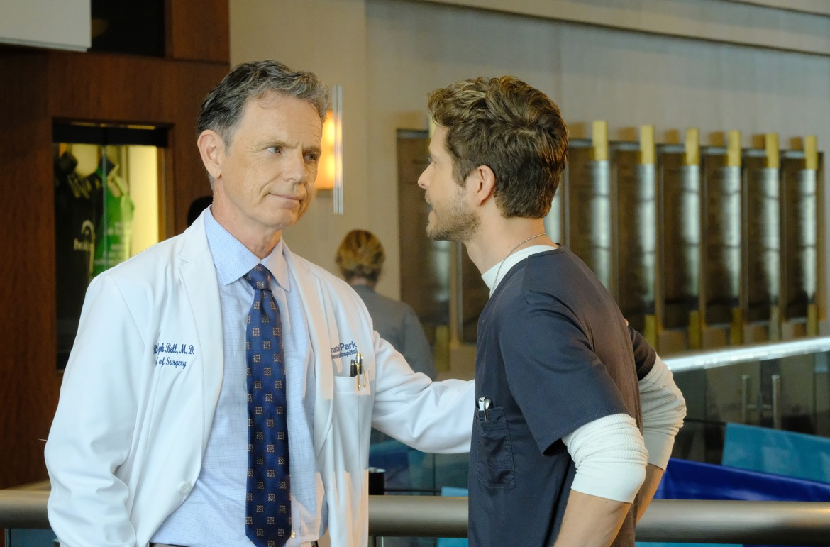 """THE RESIDENT """"Independence Day"""""""