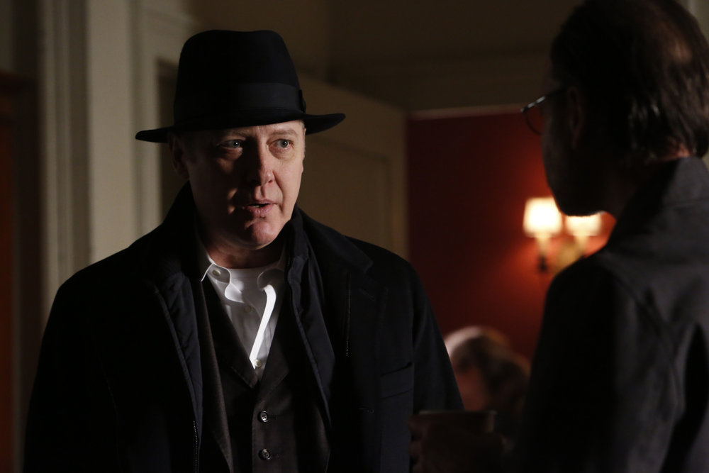 "THE BLACKLIST -- ""The Apothecary #59"""
