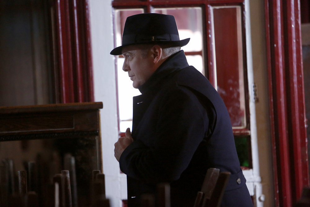 """THE BLACKLIST -- """"The Apothecary #59"""""""