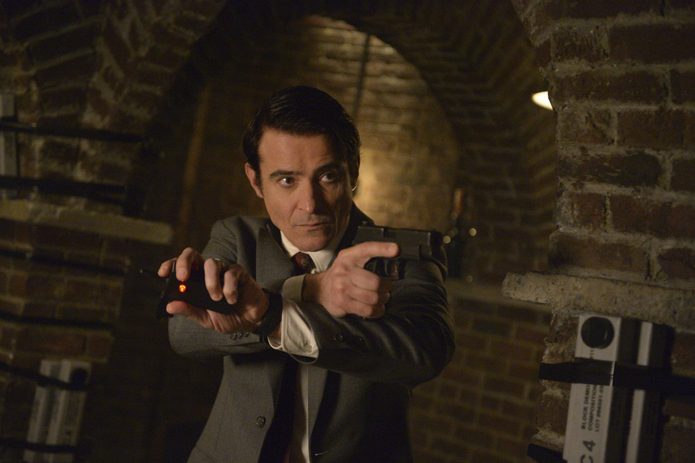 """TIMELESS Episdoe 1.15 """"The Red Scare"""""""