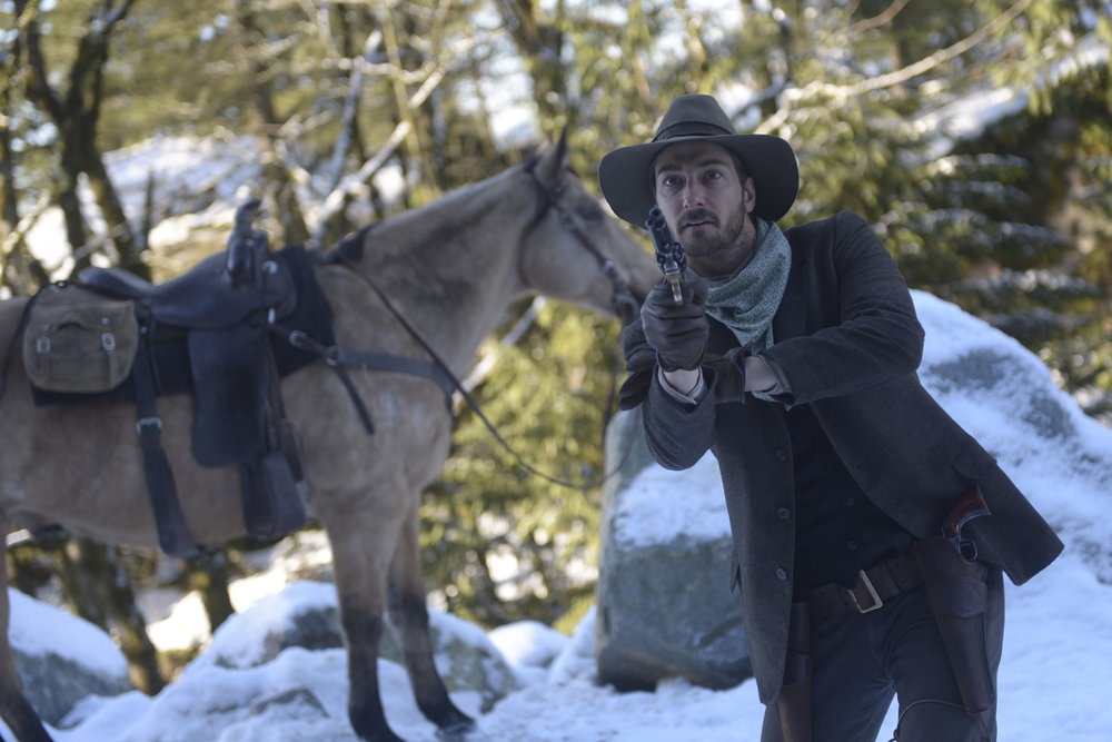 "TIMELESS -- ""The Assassination of Jesse James"""