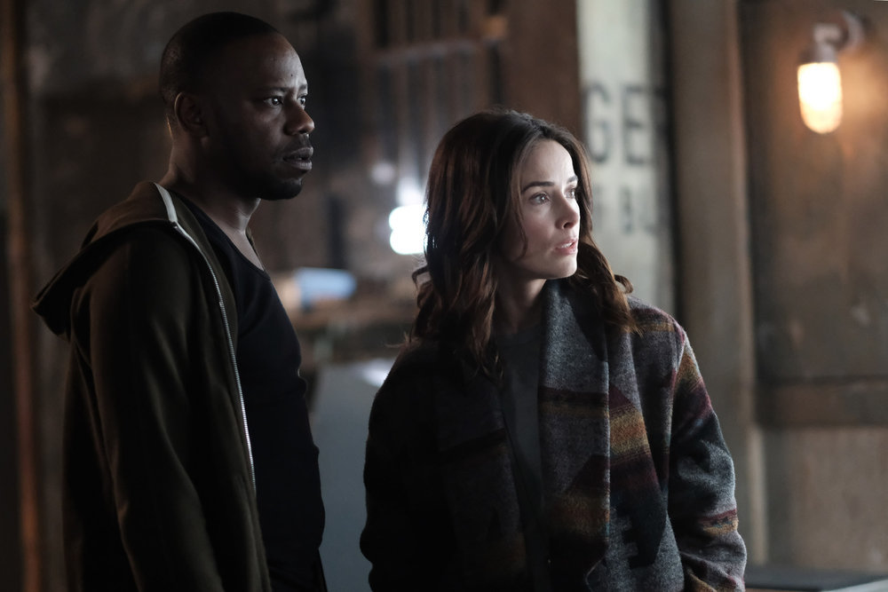 """TIMELESS -- """"The General"""" Episode 209"""