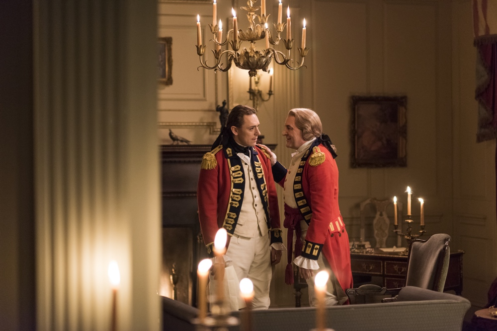 "TURN: Washington's Spies ""Mended"""