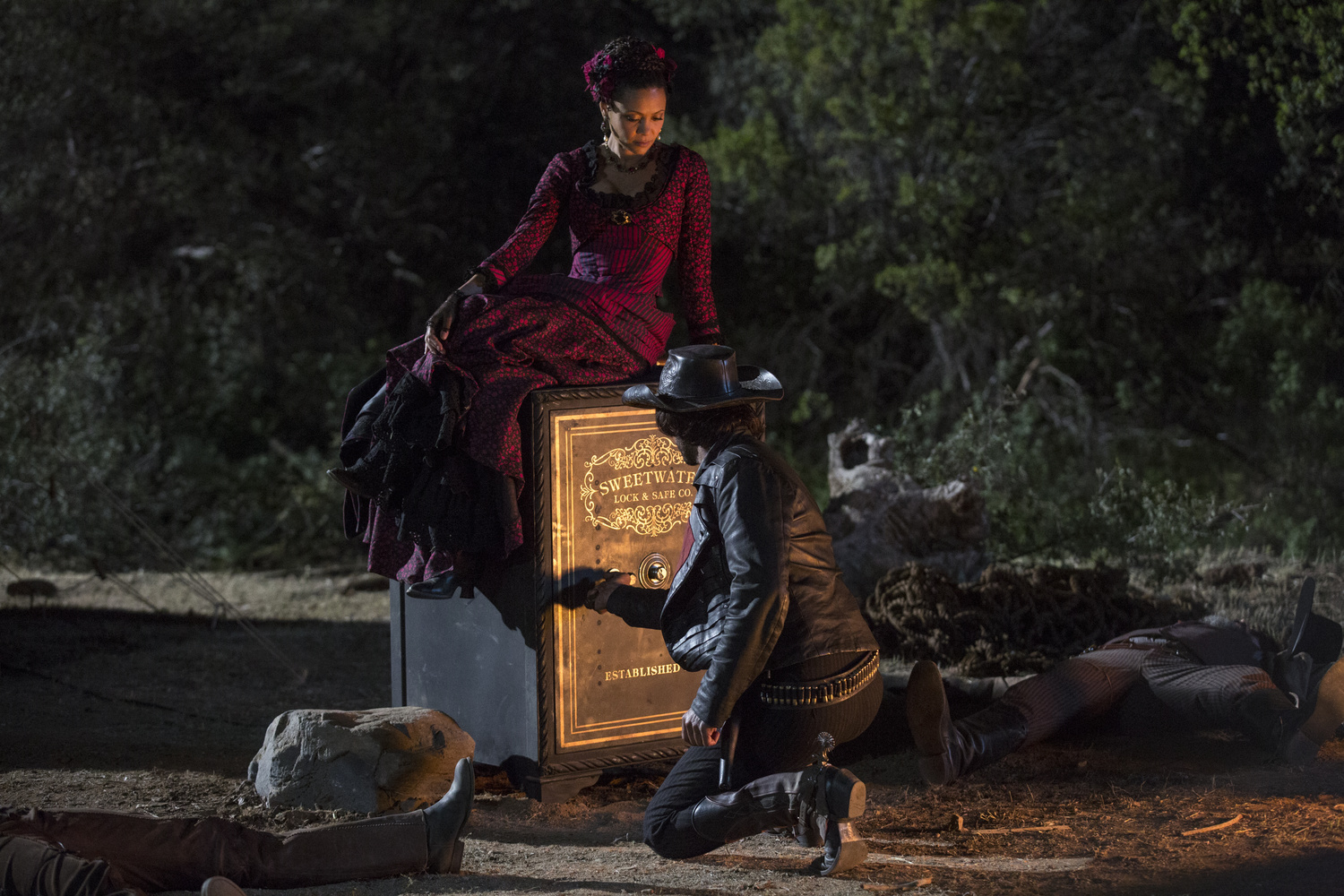"""WESTWORLD """"The Well Tempered Clavier"""""""