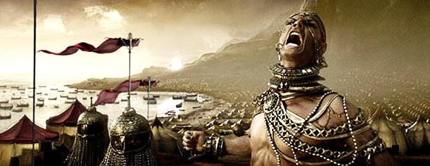 xerxes and the greeks essay The greeks now rushed to rebuild it as xerxes' army drew closer, a persian scout rode to survey the greek camp  the battle of thermopylae was over.